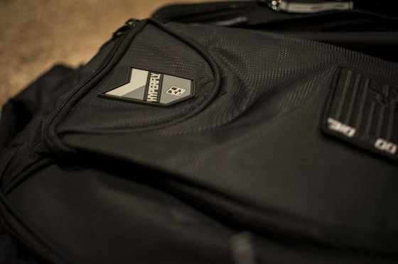Do or Die Hyperfly Pro Gear Bag top view