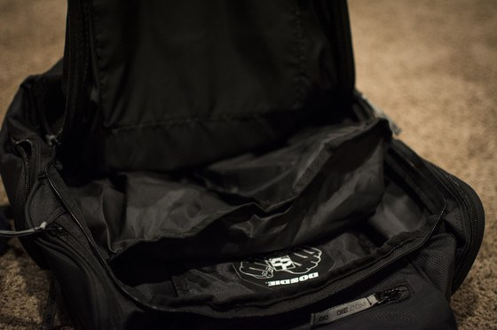 Do or Die Hyperfly Pro Gear Bag main compartment