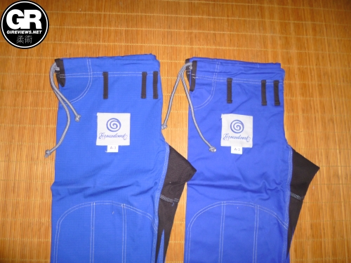 groundwork bjj gi review 2 pairs of pants