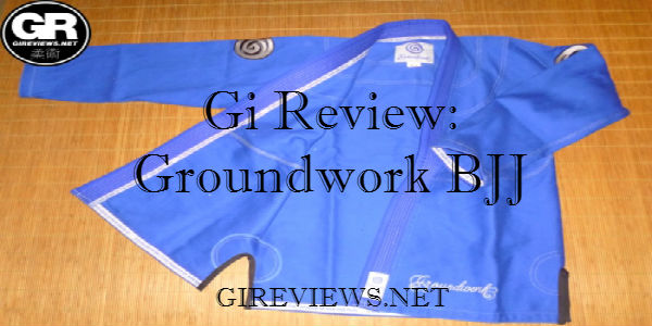 groundwork bjj gi review