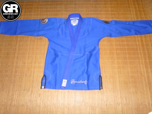 groundwork bjj gi review jacket