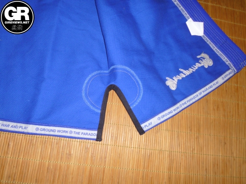 groundwork bjj gi review reinforcements