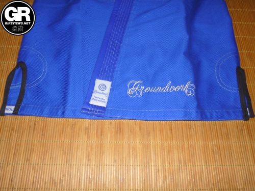 groundwork bjj gi review skirt
