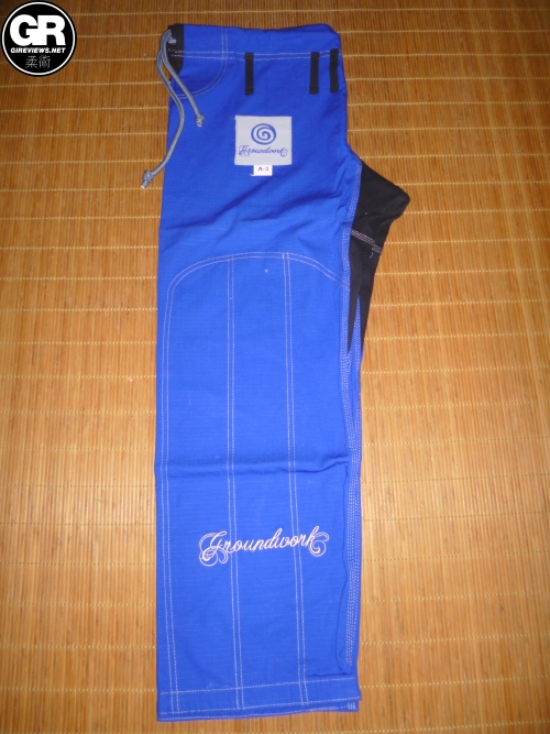 groundwork bjj gi review trousers