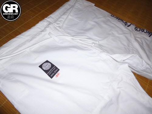 macaco branco gi review belt loops