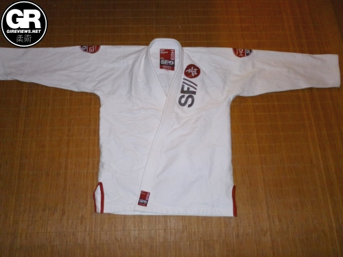strike fightwear hg13 bjj gi review