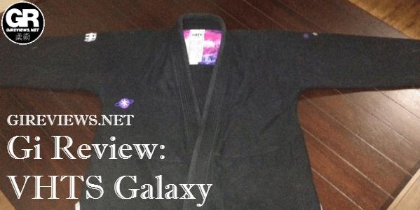 VHTS Galaxy BJJ Gi Review