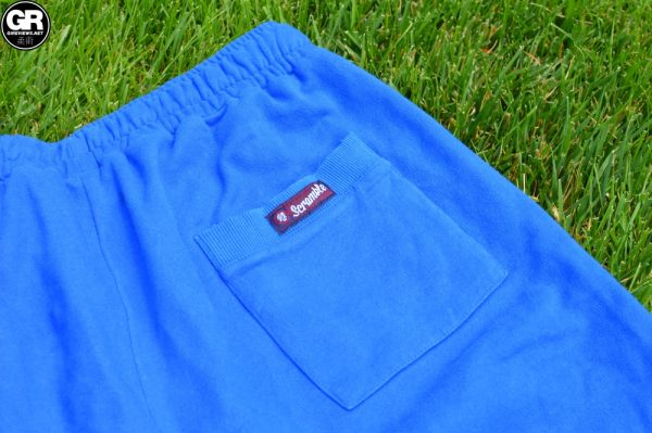 scramble jogger review back pocket 2