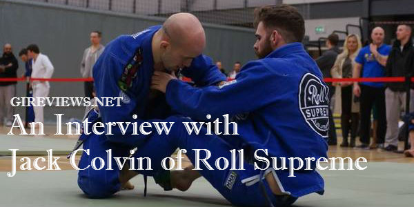 An Interview with Jack Colvin of Roll Supreme