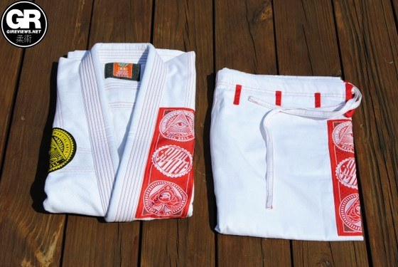 Soul Roll Jiu Jitsu Alpha Gi Review (2)