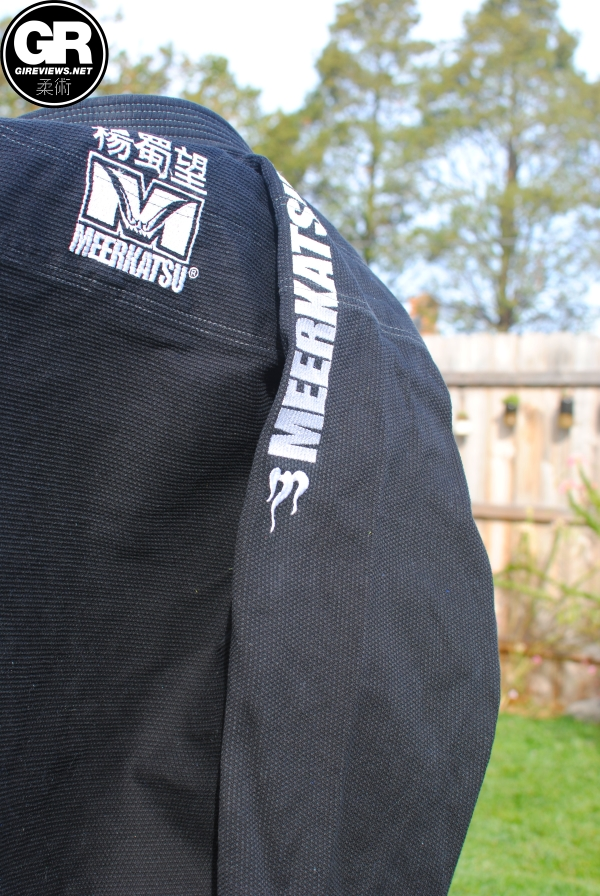 meerkatsu black heavenly jiu jitsu gi review 3