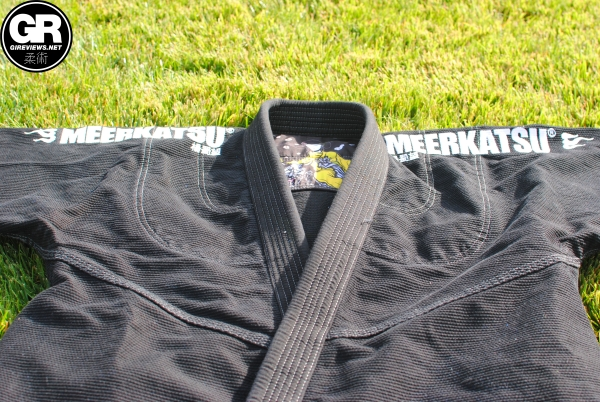 meerkatsu black heavenly jiu jitsu gi review 6