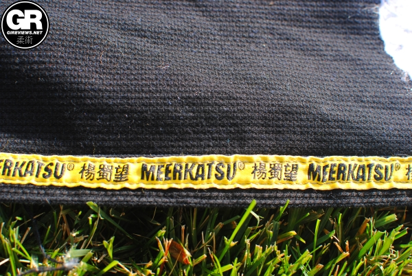 meerkatsu black heavenly jiu jitsu gi review 8