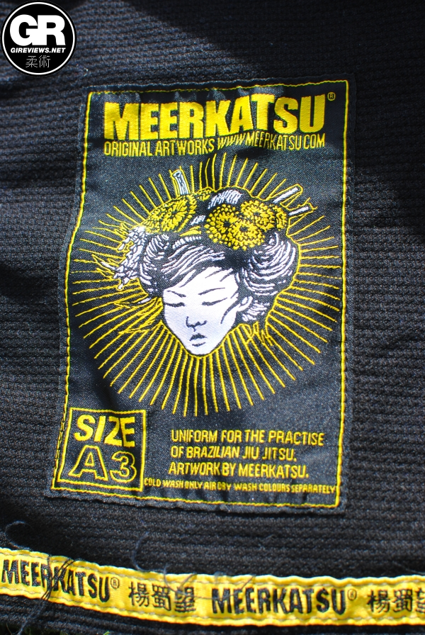 meerkatsu black heavenly jiu jitsu gi review 9