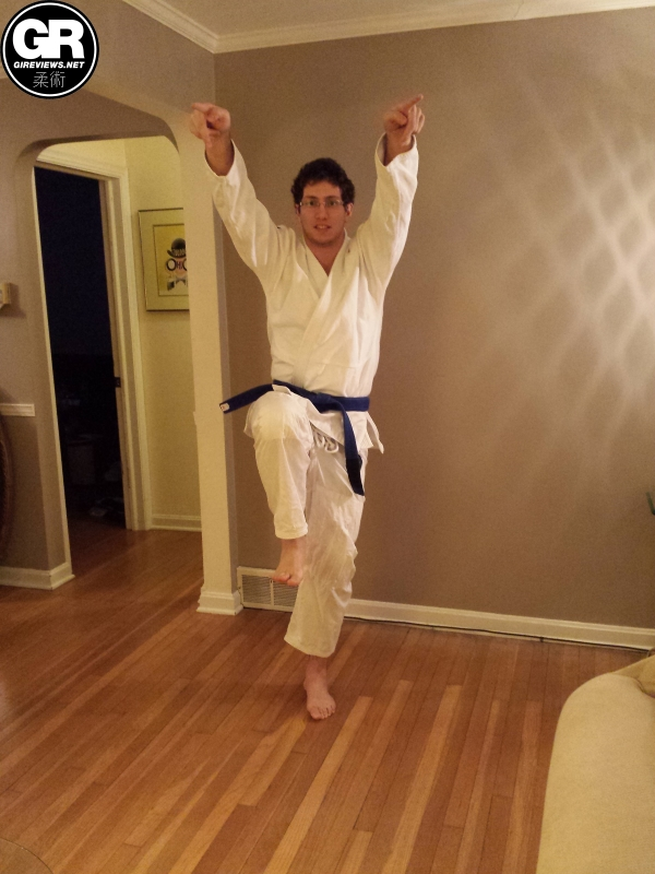 Progress BJJ Gi Review