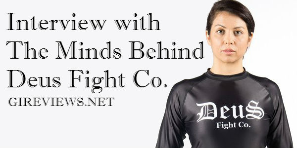 Interview with the minds behind Deus Fight Co.