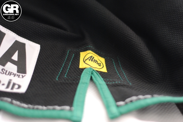 alma jiu jitsu kimonos gi review side vent patch reinforcements