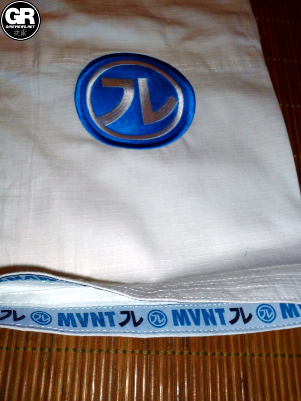 mvnt bjj gi review trousers seam tape