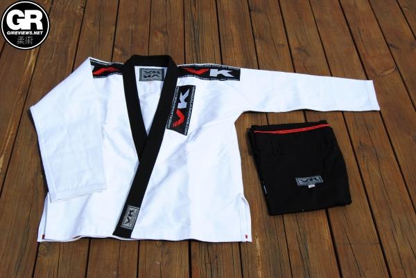 vandal kimonos bjj gi review pro g4 overall