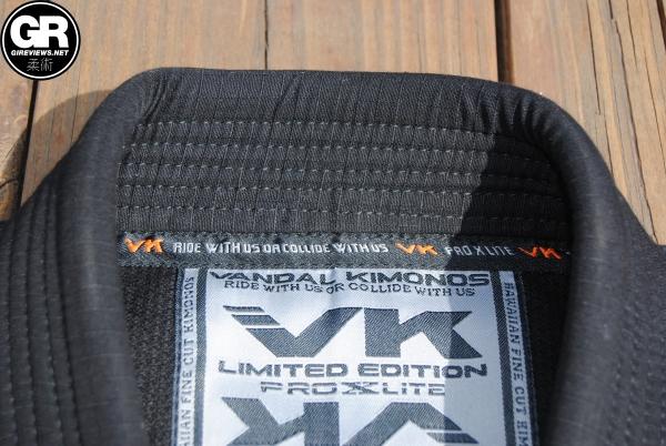 vandal kimonos bjj gi review pro x lite seam tape 2