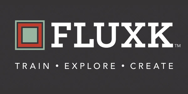 Fluxk logo - interview with owner