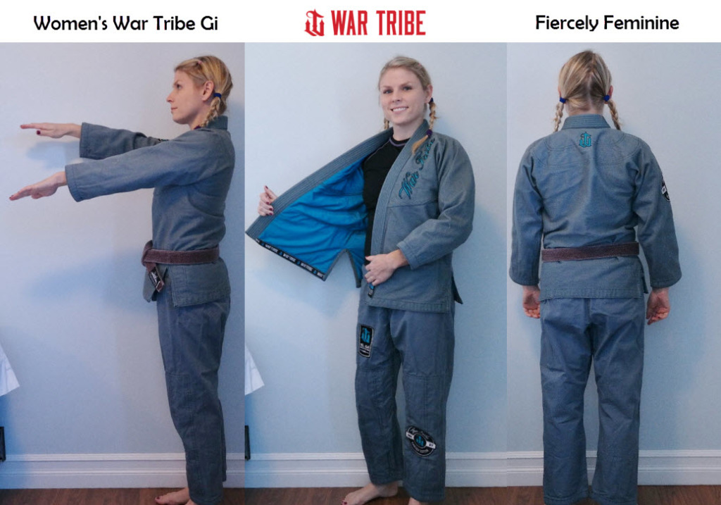 Women's War Tribe Gi Fiercely Feminine