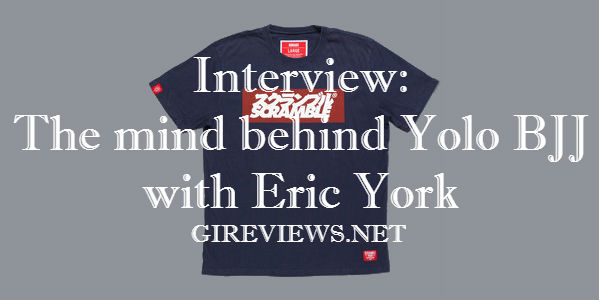Interview: The mind behind Yolo BJJ with Eric York