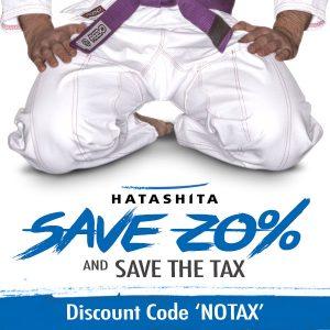 Hatashita 20% off