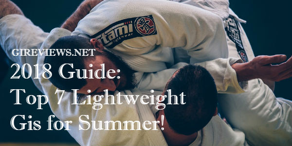 2018 lightweight gi guide