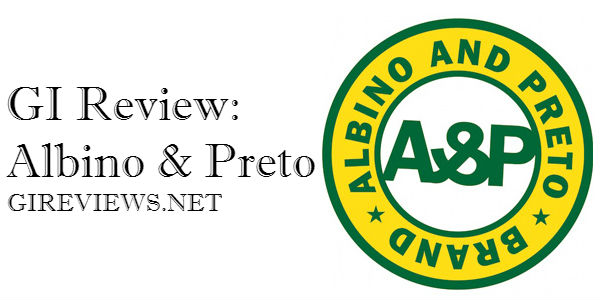 Gi Review: Albino & Preto