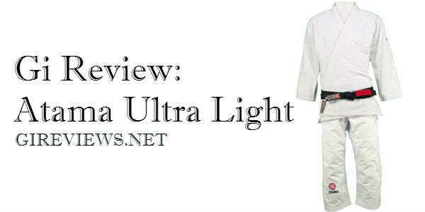 Gi Review: Atama Ultra Light