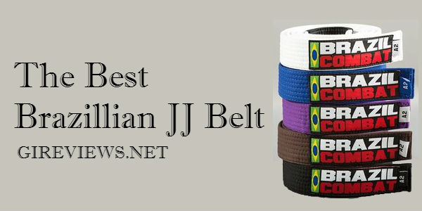 The Best Brazillian JJ Belt