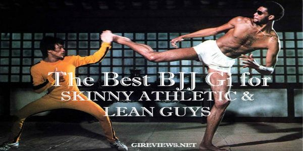 best gi for skinny athletic and lean guys