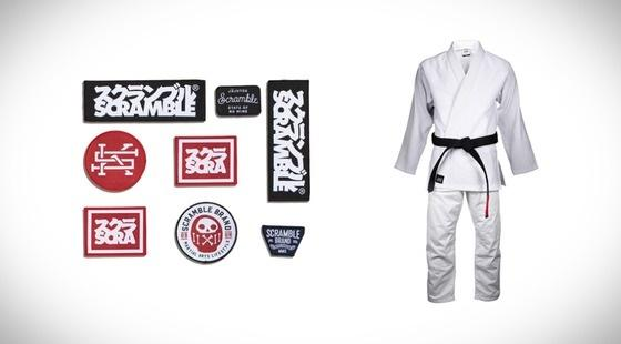 Scramble Standard Issue Semi-Custom Gi