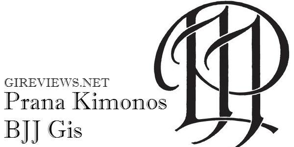 Prana Kimonos Brazilian Jiu Jitsu Gis