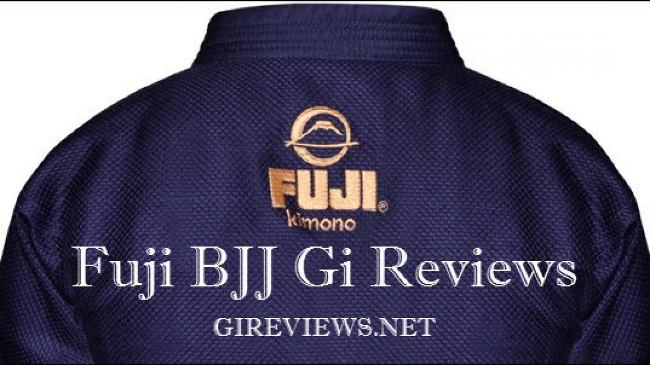 Fuji Bjj Gi Reviews | Brazilian Jiu Jitsu Gi Reviews