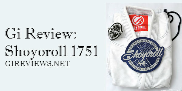 Gi Review: Shoyoroll 1751