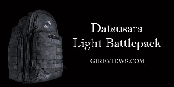 Datsusara Light Battlepack review- cover