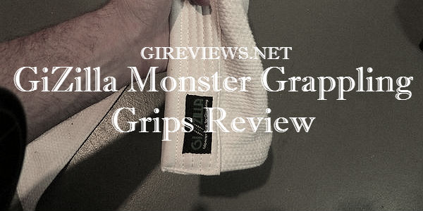 GiZilla Monster Grappling Grips Review