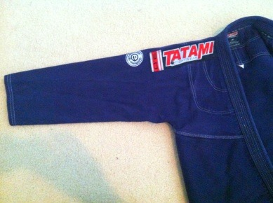 Tatami Estilo 3.0 gi review-Sleeve
