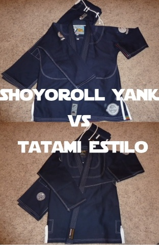 Tatami Estilo 3.0 gi review-comparison-shoyoroll-yank