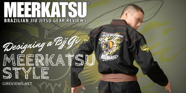 Designing a BJJ Gi - Meerkatsu Style   Brazilian Jiu Jitsu Gi Reviews