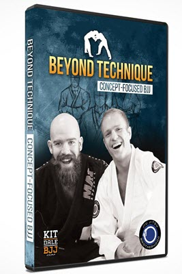 How to be awesome - beyond BJJ techniques
