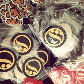 Shoyoroll Guma Membership - Lion Patches