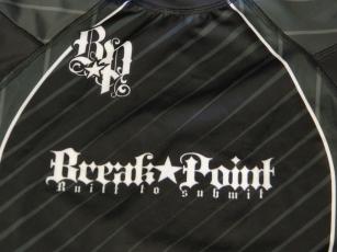 break point rashguard chest
