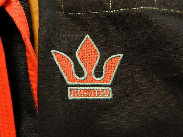 omega maniac titan 2 gi embroidery
