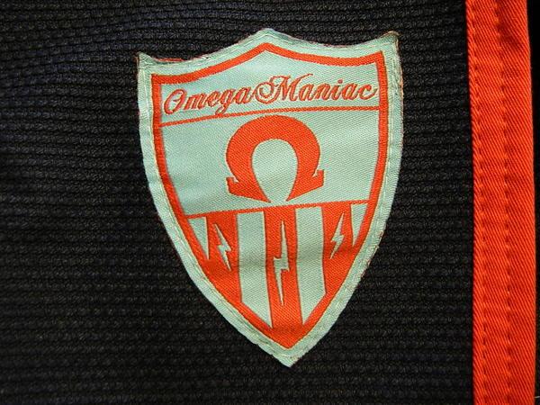 omega maniac titan 2 gi skirt patch