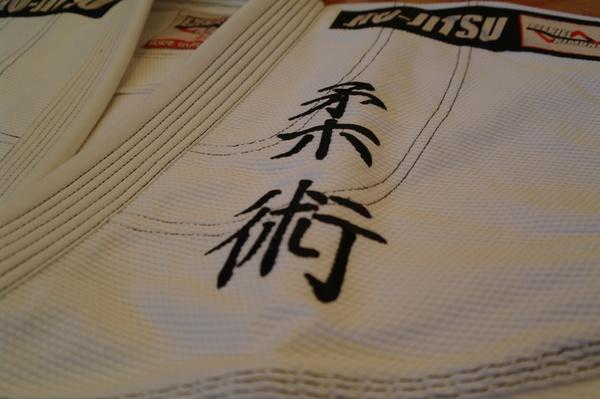 Ezekiel Kimono Jiu Jitsu Gi characters