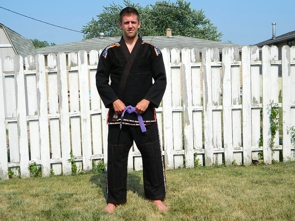 grab and pull premium gi front view