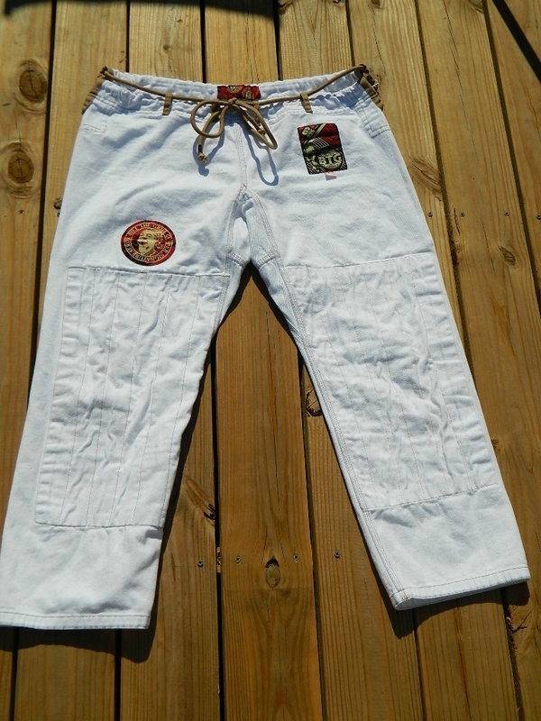 bill the grill cooper moya brand gi pants